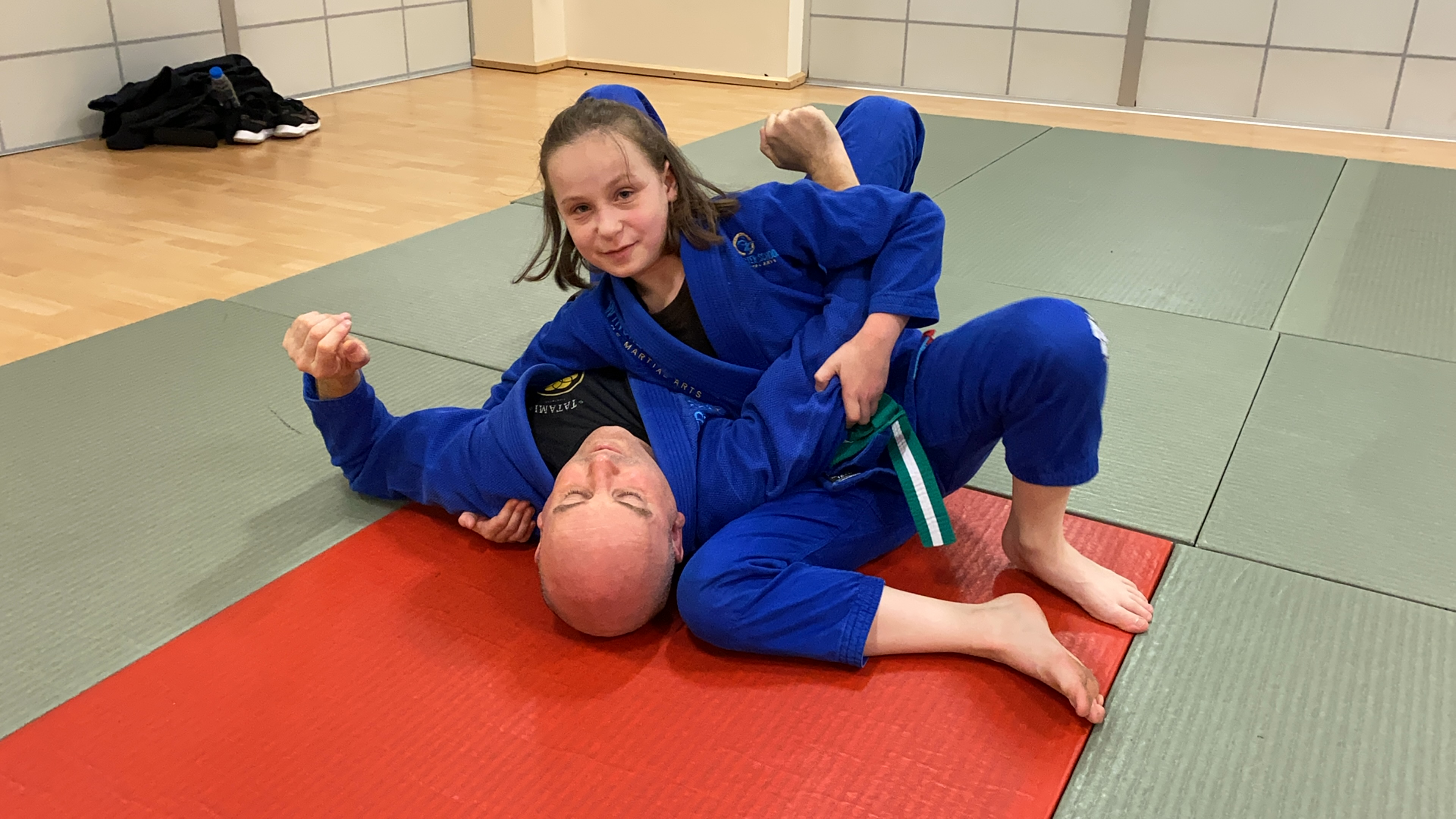 Should My Child Be Taught Martial Arts?